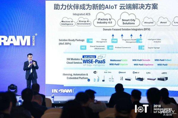 英迈携手合作伙伴共建物联网新生态以技术赋能产业发展