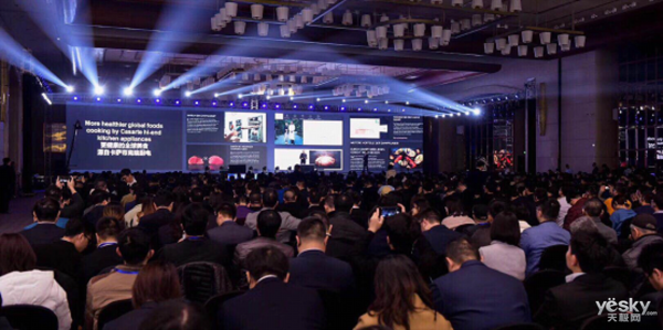卡萨帝厨电5大套系亮相全球年会 2019年新品首次曝光