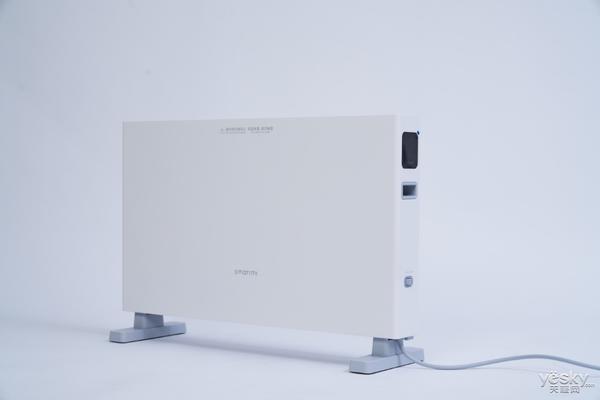 智能操控更省心 智米电暖器智能版体验评测
