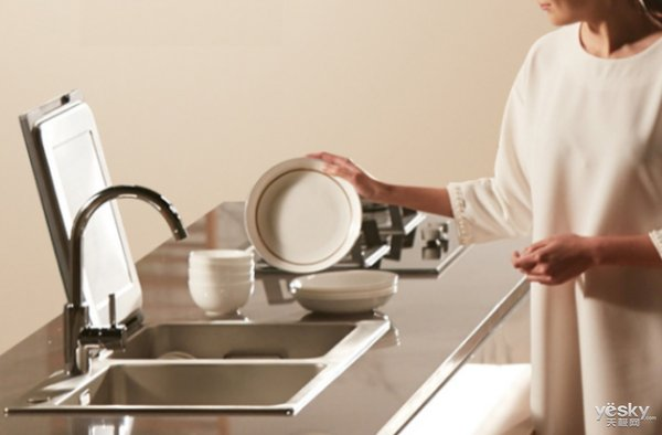 水槽式洗碗机好用吗?选购时注意这几点!