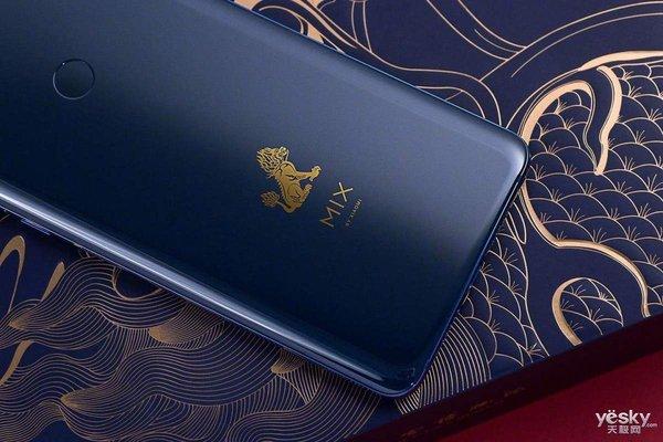 小米MIX 3故宫纪念版双12开售,顶配版售价4999元