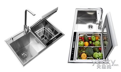 水槽变身洗碗机 节省厨房空间新招式
