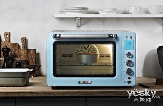 极客美食:香脆可口---电烤箱版新疆烤馕