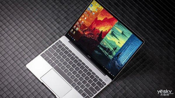 华为Matebook 13售价公布 顶配6399元搭载酷睿i7+MX150