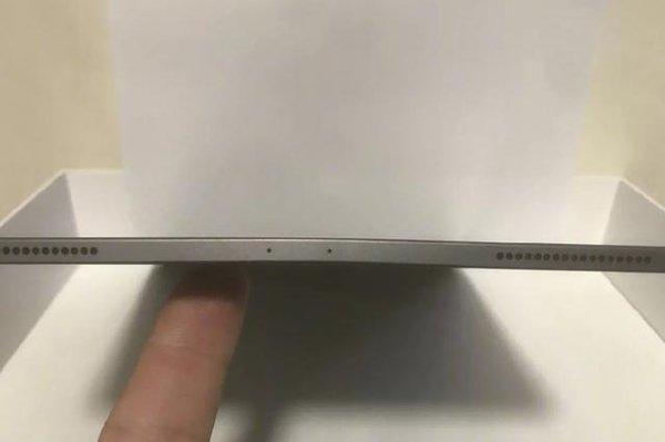 """新款iPad Pro身陷""""弯曲门""""苹果:我承认 但不影响性能"""