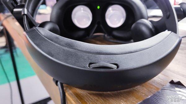 三星玄龙MR+头显体验:视界更精彩佩戴更舒适