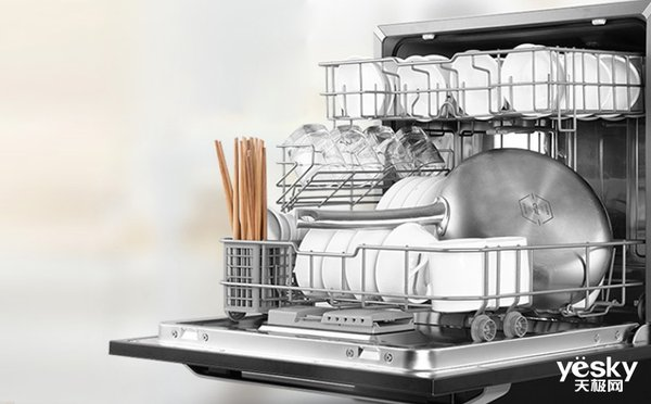 洗碗机成蓝海市场 评论两极化销量不减反增?