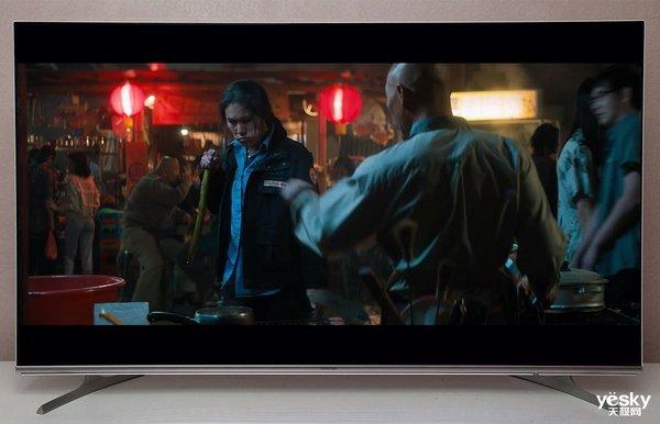 电影技术狗NO.5:用酷开K6S电视看《毒液》特效