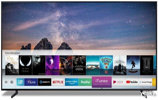 苹果iTunes将登陆三星电视,服务类业务成为苹果营收关键