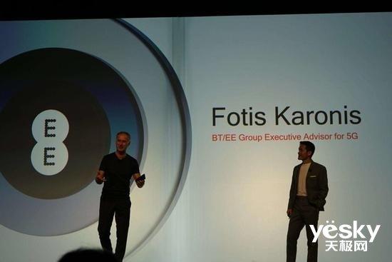 一加携手英国运营商 将发布欧洲首款5G手机