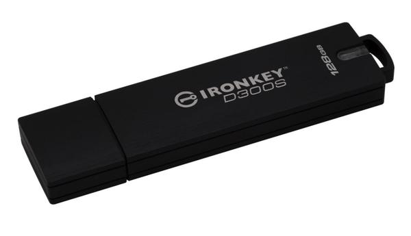 金士顿推出IronKey D300S系列加密闪存盘