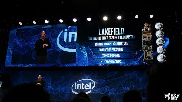 英特尔凭借全新平台、技术和行业合作带来更高级的PC体验