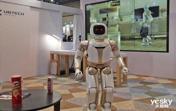 CES2019百花齐放 机器人行业三大趋势盘点