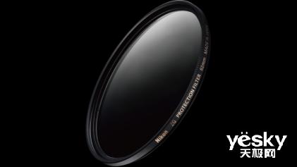 """尼康开始销售62mm""""致光""""高性能保护滤光镜"""