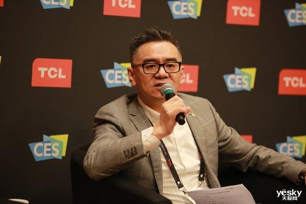 """TCL吴吉宇:中国品牌在海外市场如何疯狂""""吸粉""""?"""