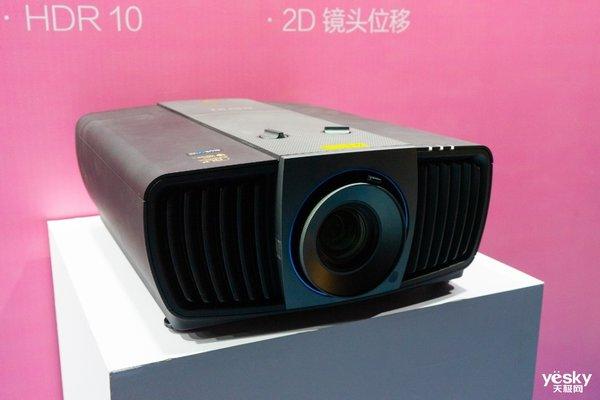 4K之后进击广色域,明基发布DCI-P3色准投影机W2700、W5700