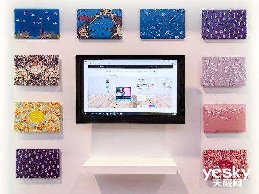 时尚商务,大胆用色 看Nexstgo参展CES 2019都有哪些精彩