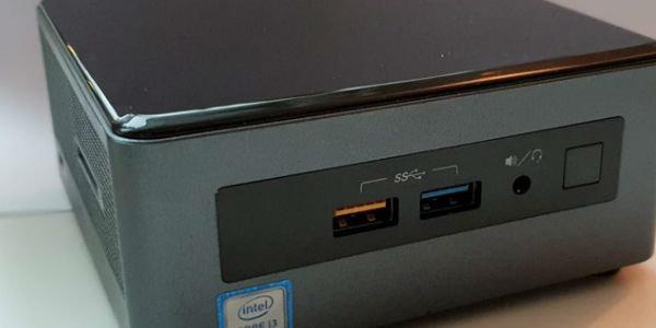 英特尔10nm主机曝光:搭载AMD RX540显卡