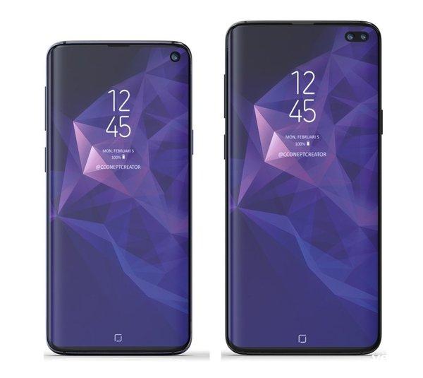 三星Galaxy S10屏幕指纹识别功能确定,或首发高通超声波指纹