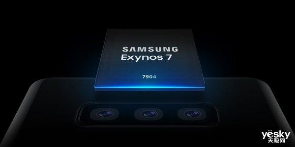 三星推Exynos 7904芯片,最高支持3200万像素,专为印度打造