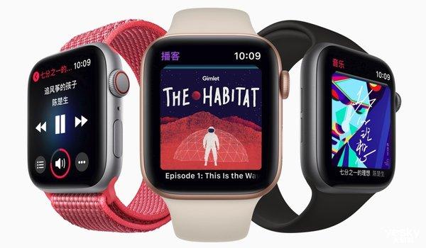 苹果穿戴设备技术能通过动作识别用户指令