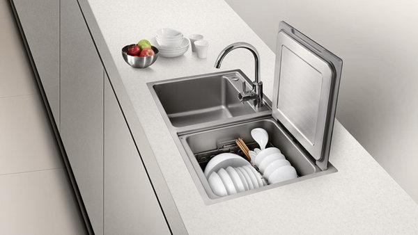 洗碗机该如何保养?学会这几招让你有更好的体验效果!