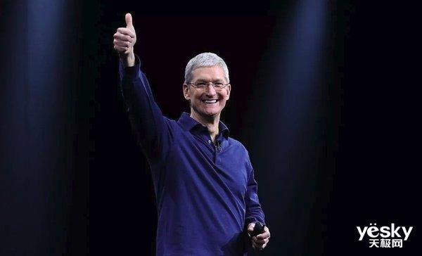 苹果CEO库克承认 高价是iPhone卖不好的主要原因