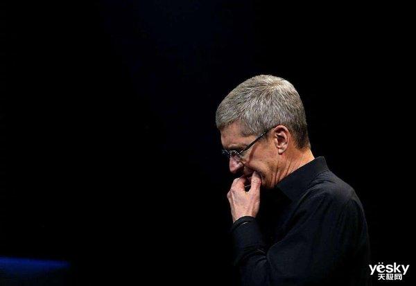 苹果发布Q1财报:大中华区营收同比下滑27%