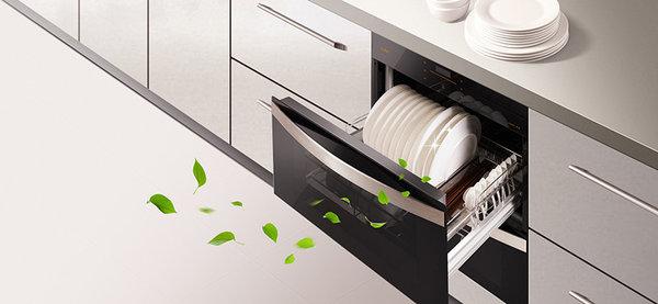 消毒柜日常使用如何维护?小编来告诉你厨房维护保养小技巧!