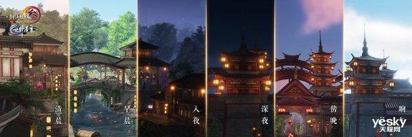 《剑网3》春节大礼包已经安排上了,索泰显卡与你梦回大唐!