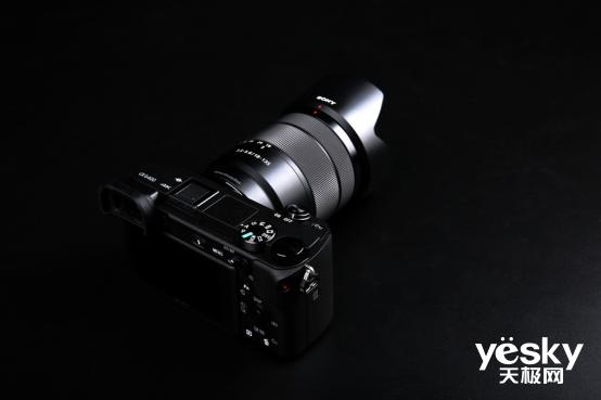 AI追焦加持全新Vlog神器 索尼微单A6400评测