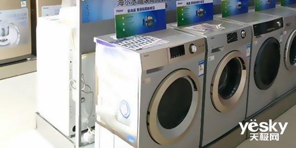 春节农村市场高端家电走俏!空调与洗衣机热卖