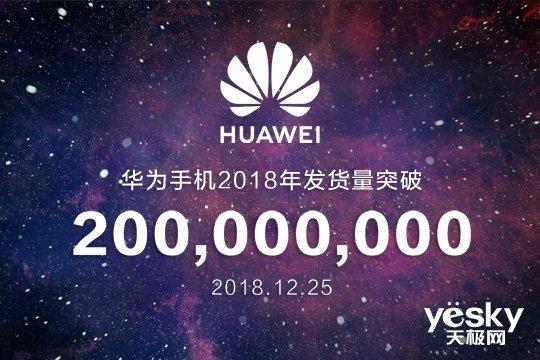 华为2018年芯片采购支出增长超45%,位居全球第三,远超小米OV