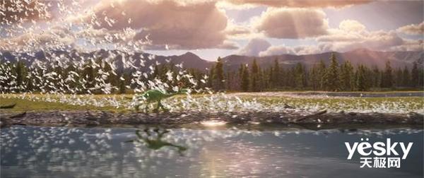 揭秘:云计算是如何撑起《流浪地球》的超级大片效果