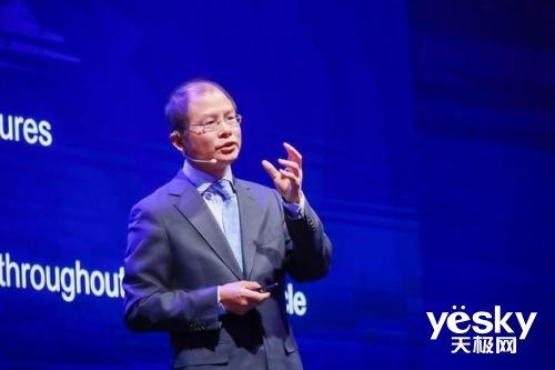 华为轮值CEO徐直军接受国外媒体专访 高调回应热点问题