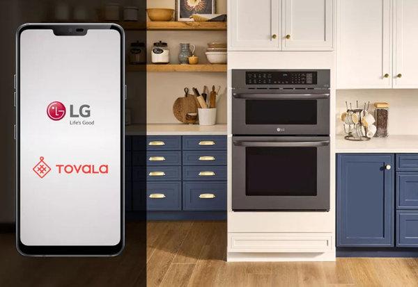 科技提升烹饪体验!LG智能电烤将兼容Tovala IQ技术