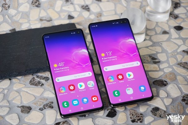 解析:三星Galaxy S10家族发布 相比S9升级了什么?