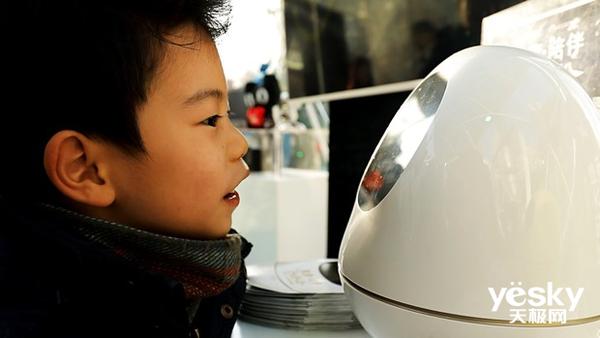会扫地、可做饭、能哄娃……  300万天猫用户选择用机器人做家务