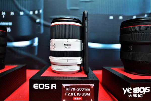 佳能EOS R系统再添新翼 EOS RP及6款RF镜头新品续写影像传奇