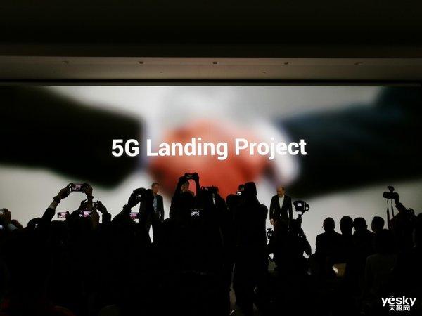 除了10倍变焦 OPPO将在上半年推出5G终端