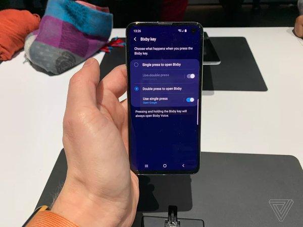 三星Galaxy S10系列国行首个更新推送,Bixby键终于支持自定义了