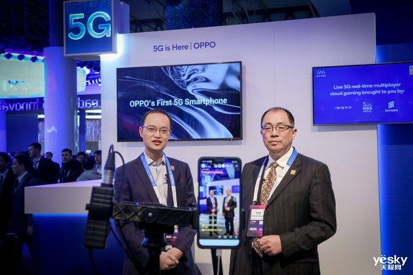 MWC 2019:OPPO持续发力展现强大研发实力与前瞻性技术布局
