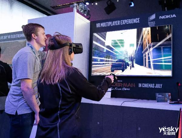 MWC2019展会直击   英特尔展示了哪些5G技术和未来应用场景?