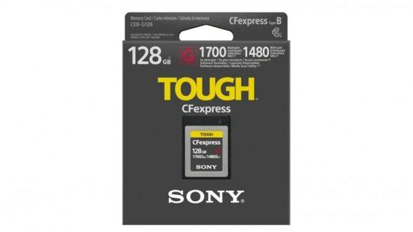 索尼推CFexpress存储卡:写入性能暴涨3倍