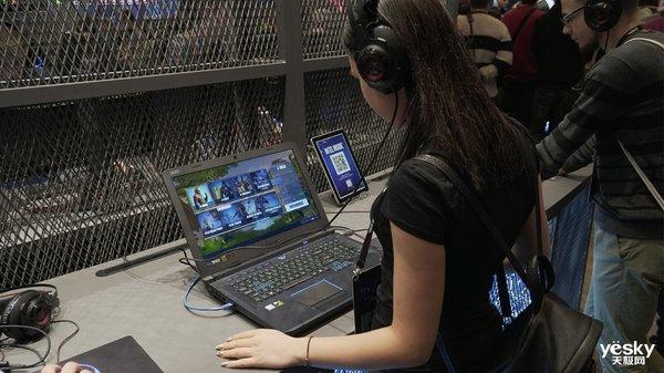 英特尔布局电竞初心:不懈努力,只为与玩家更近一点