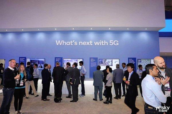 未来已来5G触手可及 请跟紧别掉队