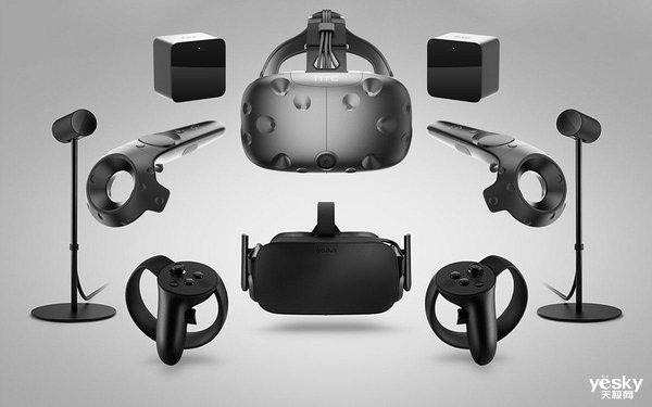 Steam硬件调查结果显示VR设备中Oculus Rift占比提升