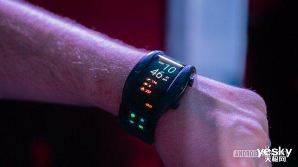 """可量产的新型柔性屏 努比亚演绎手机市场""""思想者"""""""