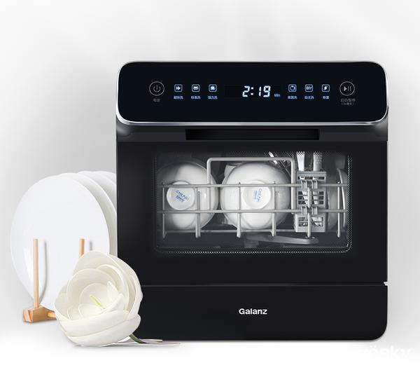 格兰仕洗碗机在AWE2019展现全新中国智造