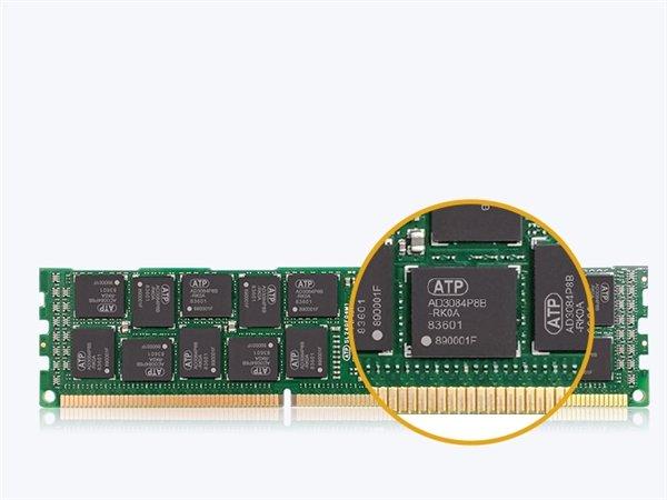 ATP发布针对行业用户的高密度8Gb DDR3内存颗粒